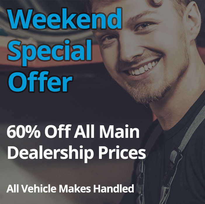 Weekend Speical offers for MOT, car servicing & car repairs at Palmers Green Service Centre - Car Servicing, & MOT North London